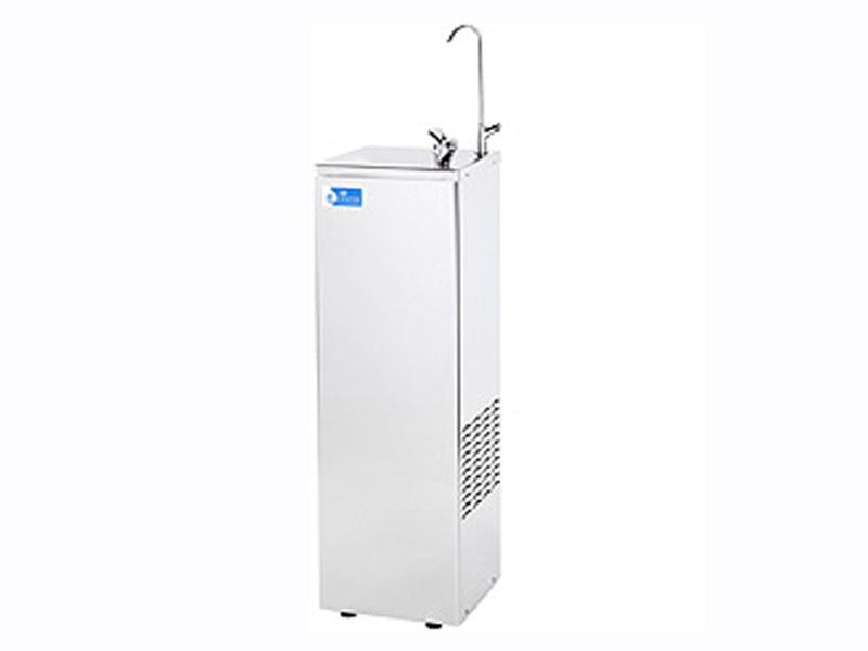 Drinking Water Fountain in Stainless Steel